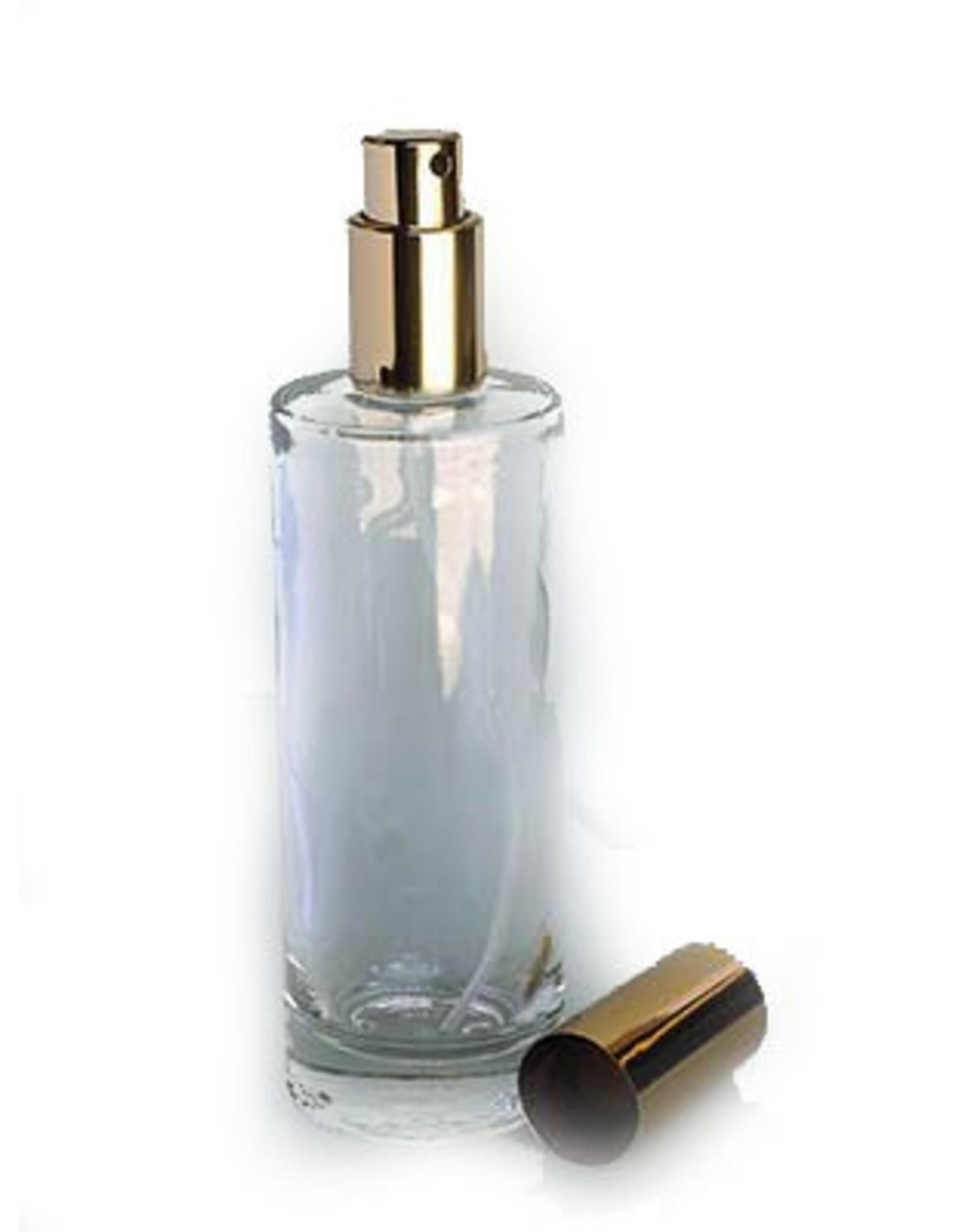 Verstuiverfles met pompje 100 ml - Body & Soap