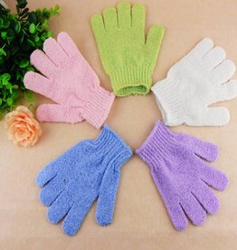 Scrub handschoen naar keuze