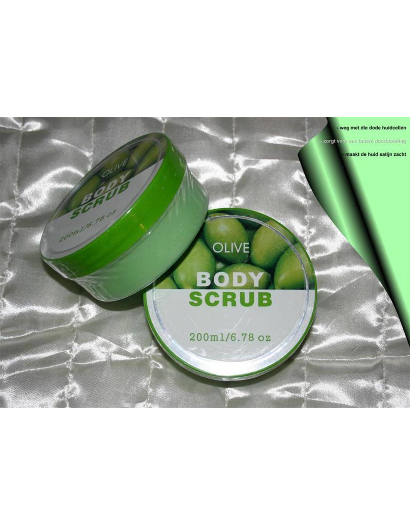 Body Scrub 'Olive' - Body & Soap