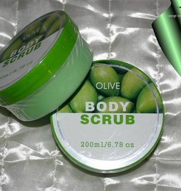 Body Scrub (Olive)