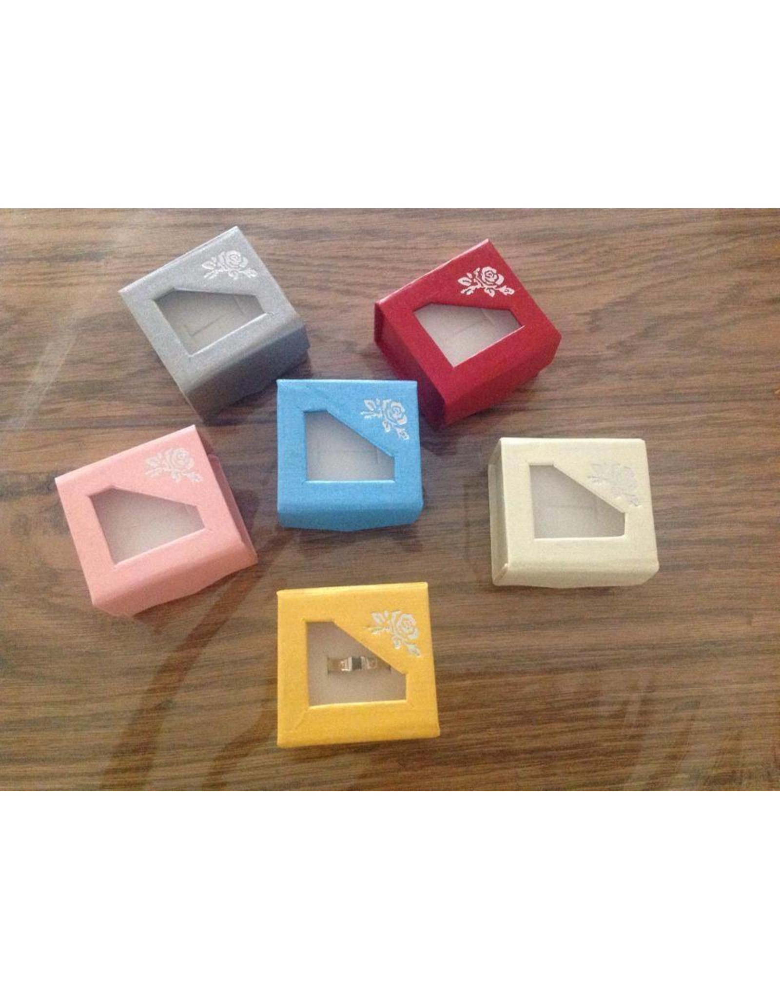 Verpakking Ring - Body & Soap