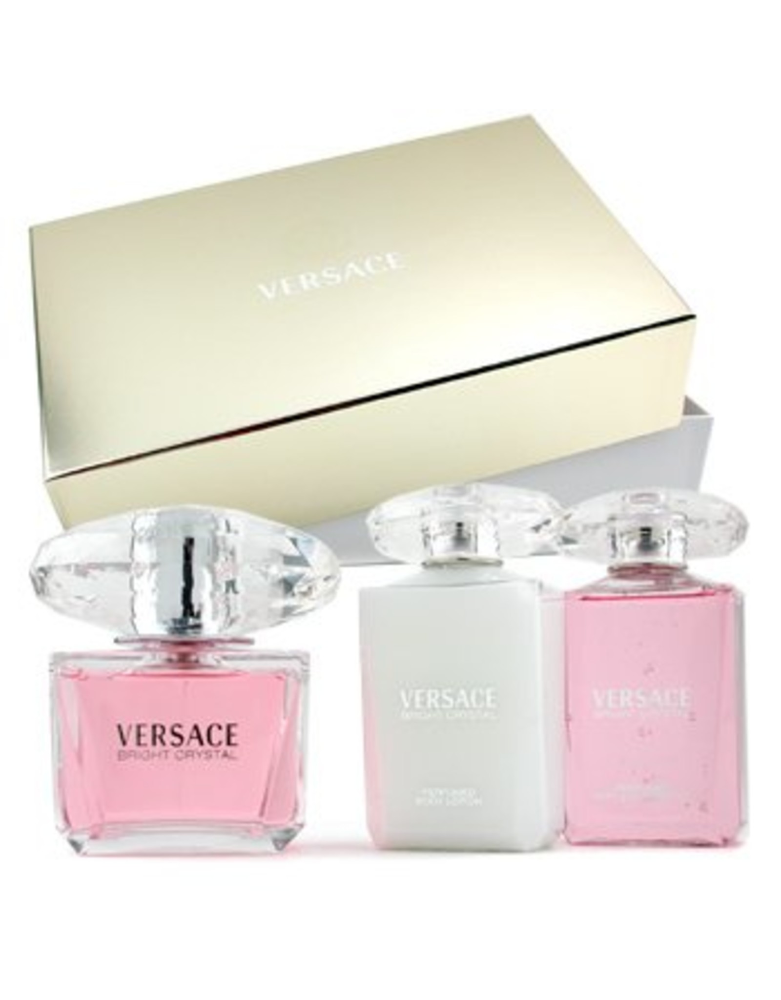 Giftset 'Bright Crystal' Versace - Body & Soap