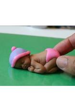 Siliconen gietmal 'Baby' - Body & Soap