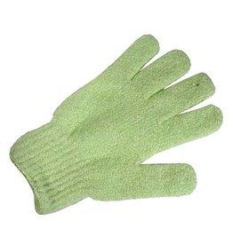 Scrub handschoen 'mintgroen'