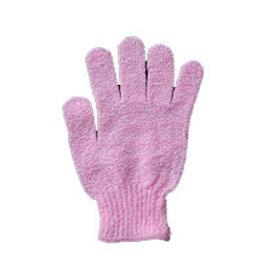Scrub handschoen 'roze'