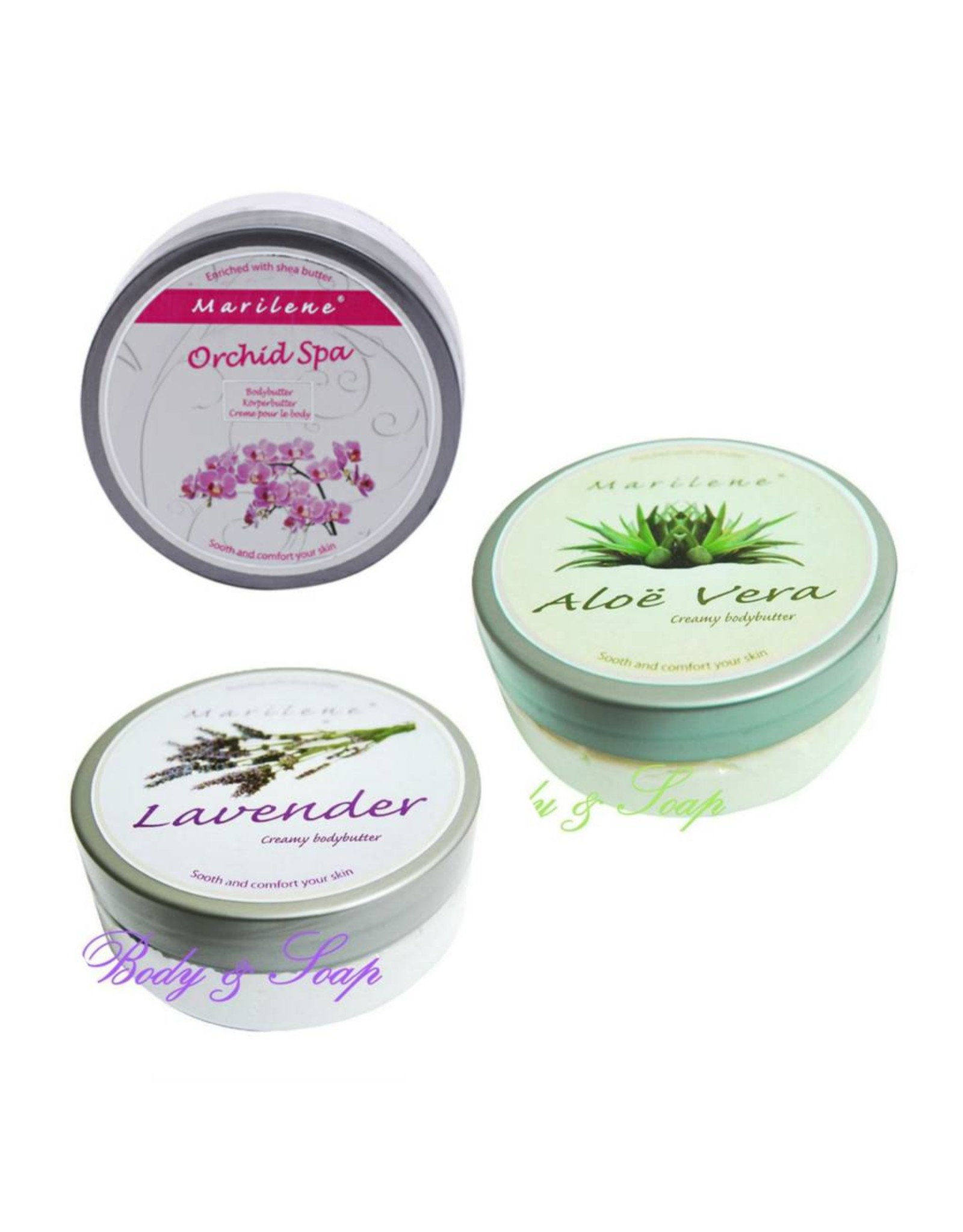 Body Butter 'Lavendel' - Body & Soap