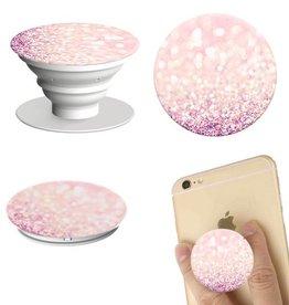 Telefoongrip/standaard Pink Sand