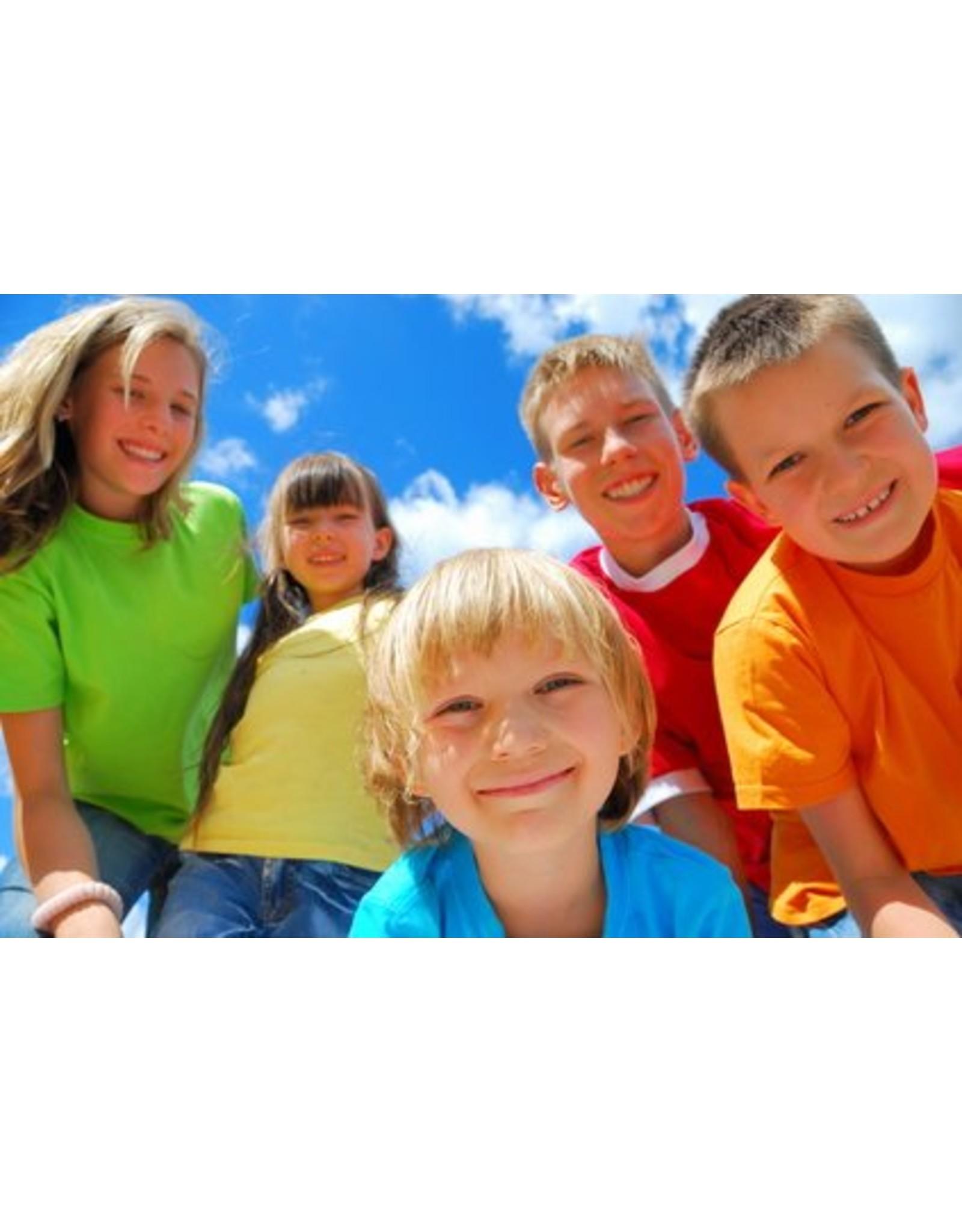 Kinderen 9-12 jaar - Body & Soap