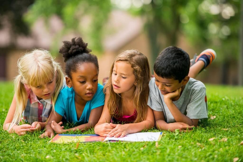 Kinderen 4-8 jaar - gratis folder