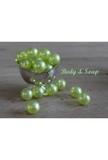 Badparel (mintgroen) metallic - Body & Soap