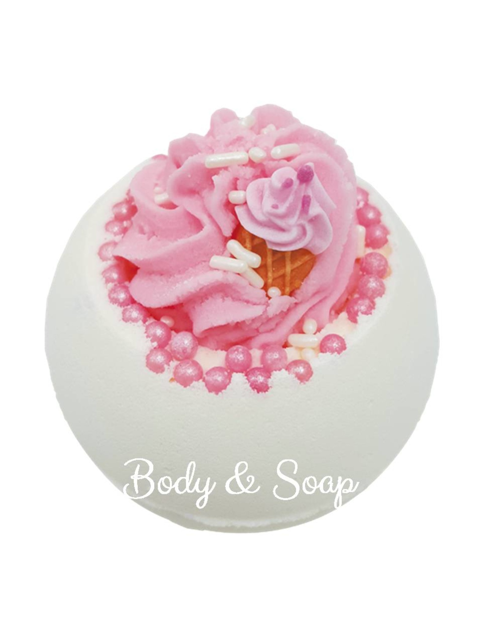 Bomb Cosmetics Bath Blaster 'Ice Cream Queen' - Body & Soap