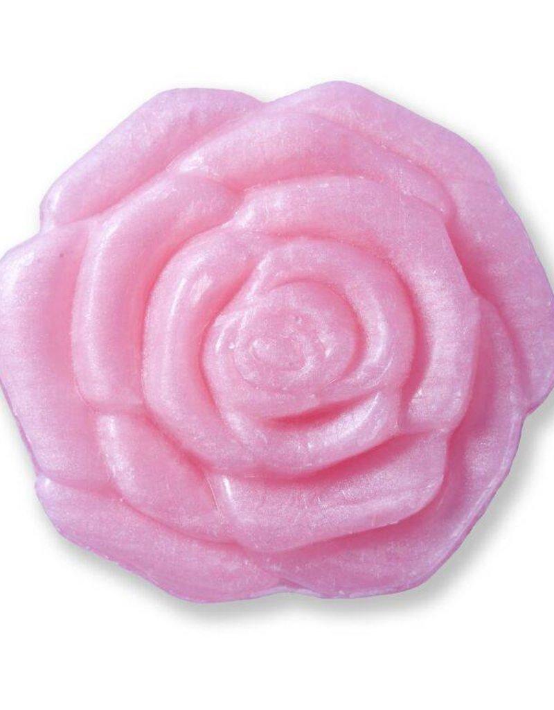 Figuurzeep Roos 35 gram - online bestellen