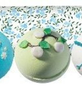 Bomb Cosmetics Peace Cracker Bath Blaster