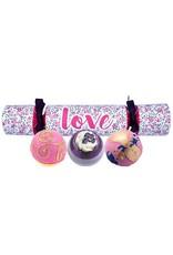 Bomb Cosmetics Bath Blaster 'Love Cracker' - Body & Soap