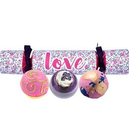 Bomb Cosmetics Love Cracker Bath Blasters