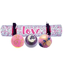Bomb Cosmetics Bath Blaster 'Love Cracker'