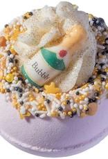 Bomb Cosmetics Fizz The Season Bath Blaster - Champagne