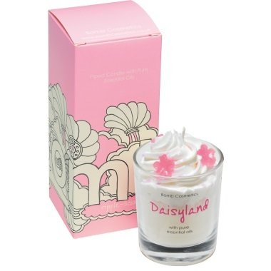Bomb Cosmetics Daisyland Piped Candle - geurkaars