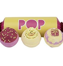 Bomb Cosmetics Pop Cracker Bath Blasters