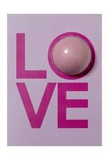 Valentijnskaart 'Love Blastercard' - Body & Soap