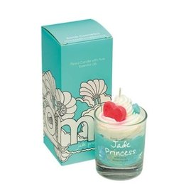 Bomb Cosmetics Jade Princess Whipped Piped Candle