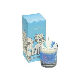 Bomb Cosmetics Geurkaars 'Cotton Clouds Whipped Piped Candle'