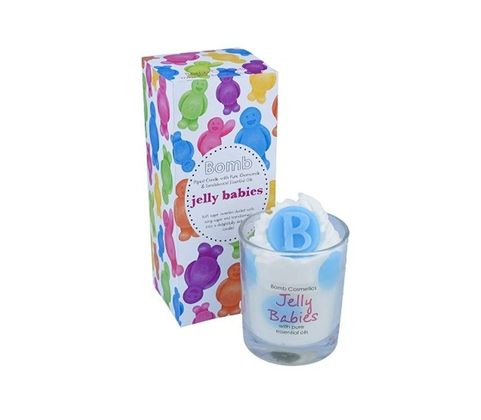Bomb Cosmetics  Geurkaars 'Jelly Babies Gourmand Candle' - Body & Soap