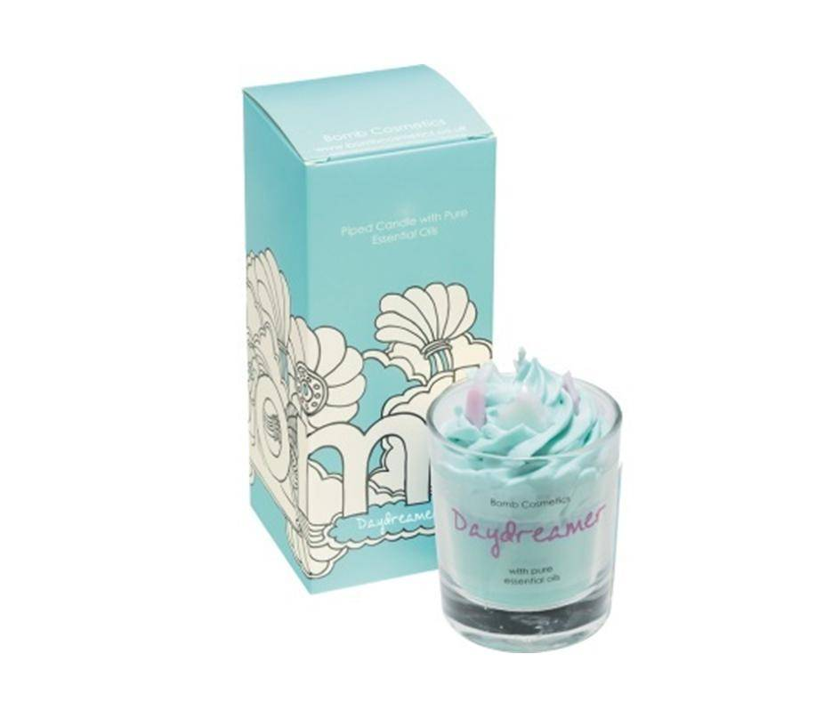 Bomb Cosmetics Geurkaars 'Daydreamer Whipped Piped Candle' - Body & Soap