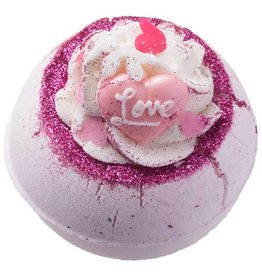Bomb Cosmetics Bath Blaster 'Fell In Love With A Swirl'