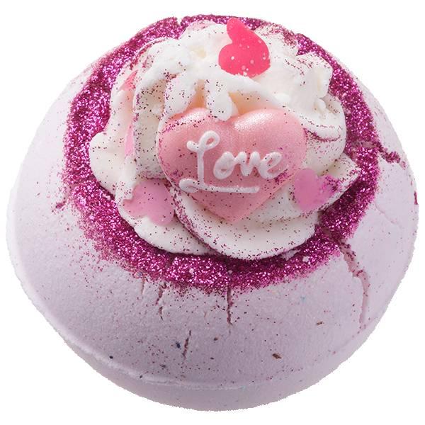 Bomb Cosmetics Badbruiser 'Fell In Love With a  Swirl Bath Blaster' - Body & Soap
