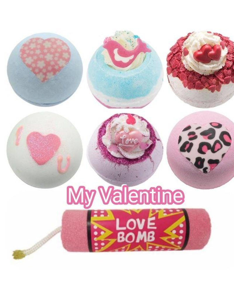 Bomb Cosmetics Badbruisers 7 Bath Blasters - Body & Soap