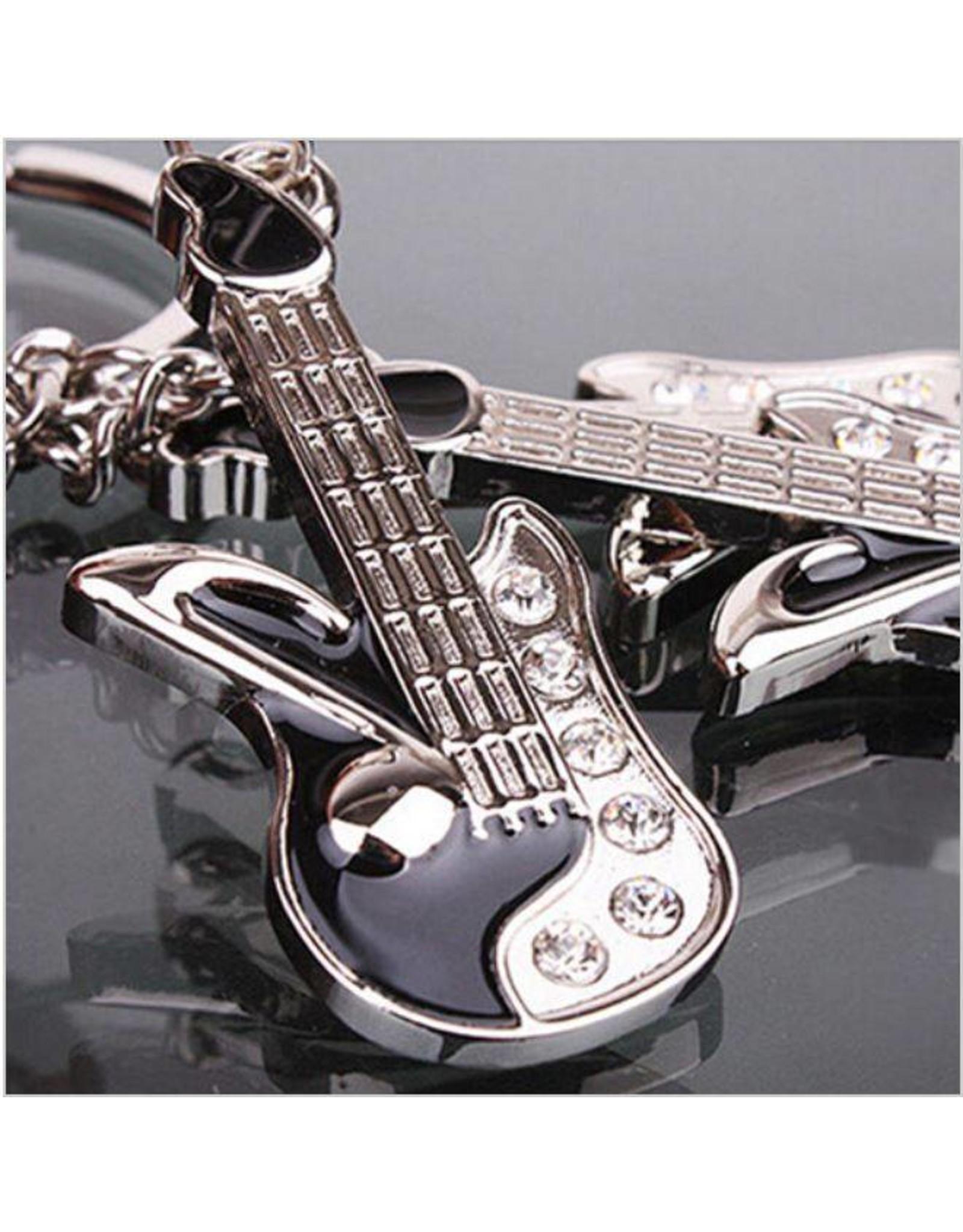 Sleutelhanger gitaar - Body & Soap