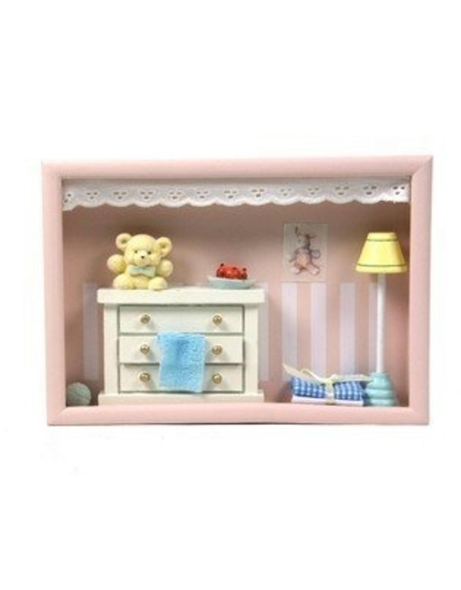 3D kinderkamer wanddecoratie - Body & Soap
