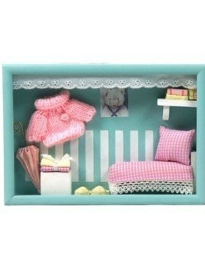 3D kinderkamer wanddecoratie  - Body & Soap