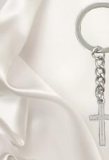 Sleutelhanger kruis (dicht) - Body & Soap
