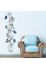 Muusticker vlinders - Body & Soap