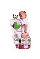 Toilet bril stickers - Body & Soap