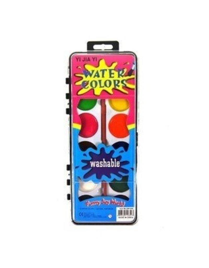 Waterverf in doos - Body & Soap