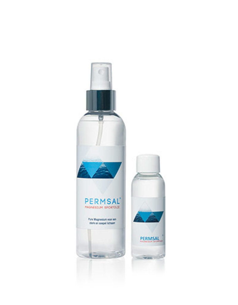 Permsal Magnesium  sportolie 200 ml - Body & Soap