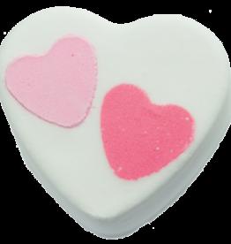 Bomb Cosmetics Heart 2 Heart Bath Blaster