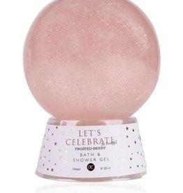Bad en douchegel 240ml Cristal Ball