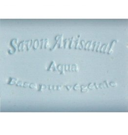Ambachtelijke zeep 'Aqua'