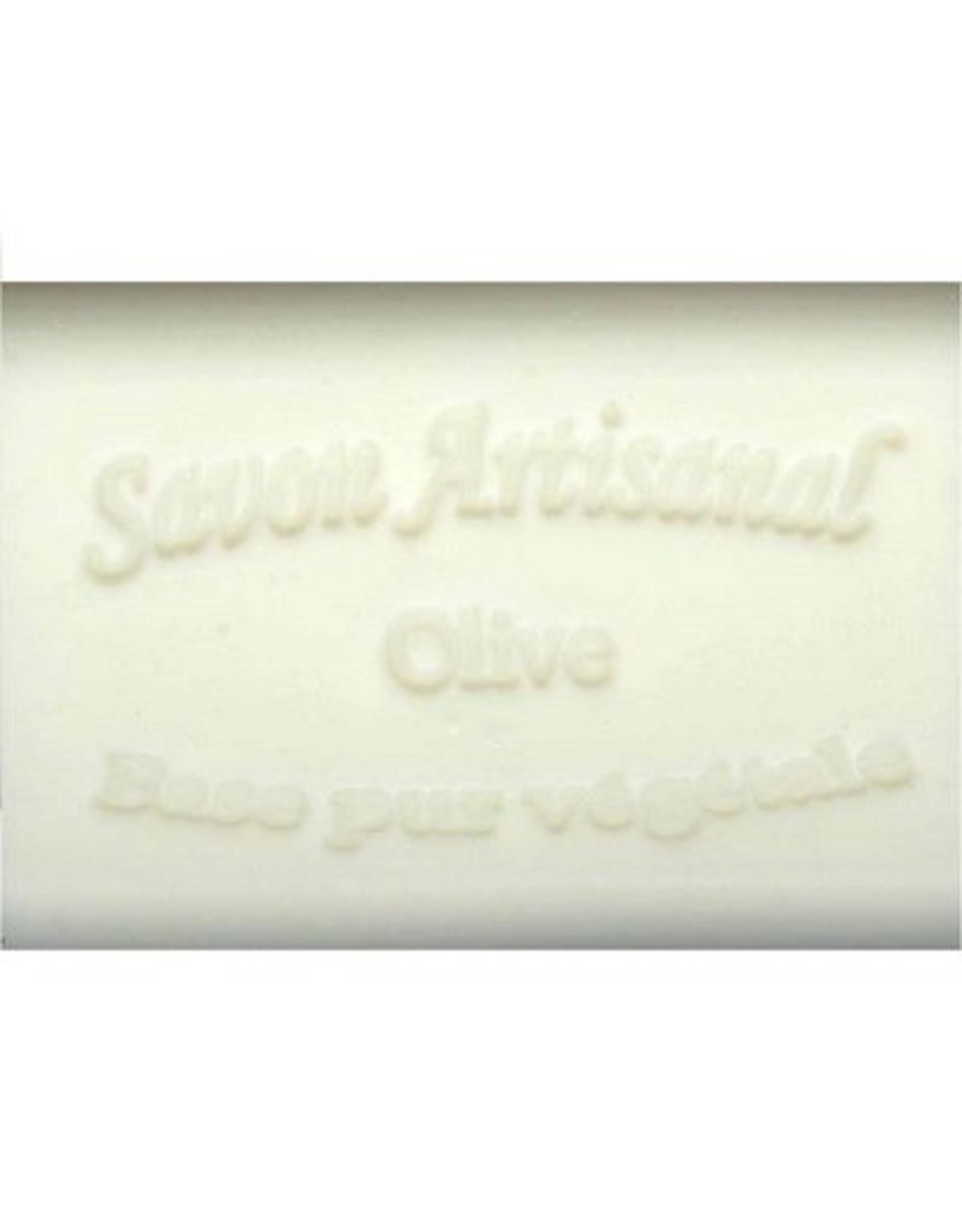 Ambachtelijke zeep 'Olive' (zonder kleurstof/parfum) - Body & Soap