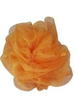 Massagespons 'oranje' - Body & Soap