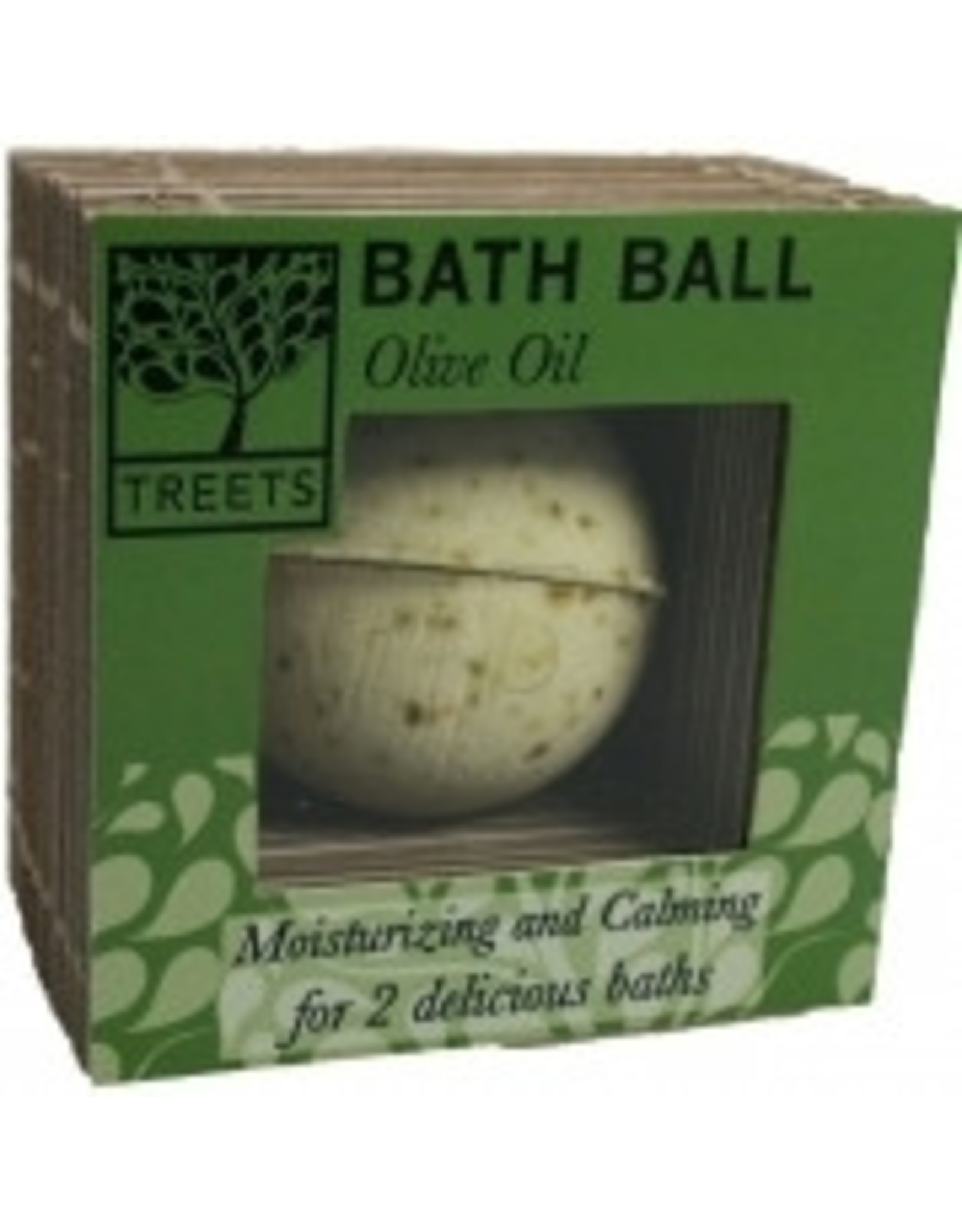 Treets 'Olive Oil' 2 x 100 g - Body & Soap