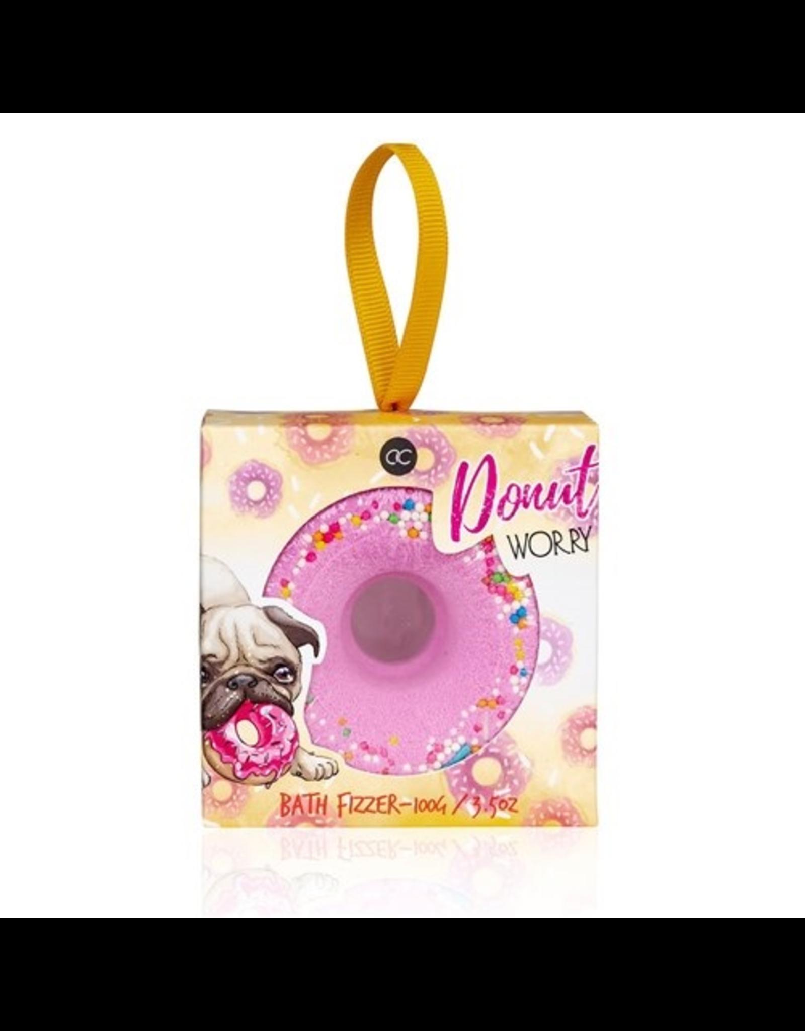 Badbruiser / fizzer Donut Worry - Body & Soap