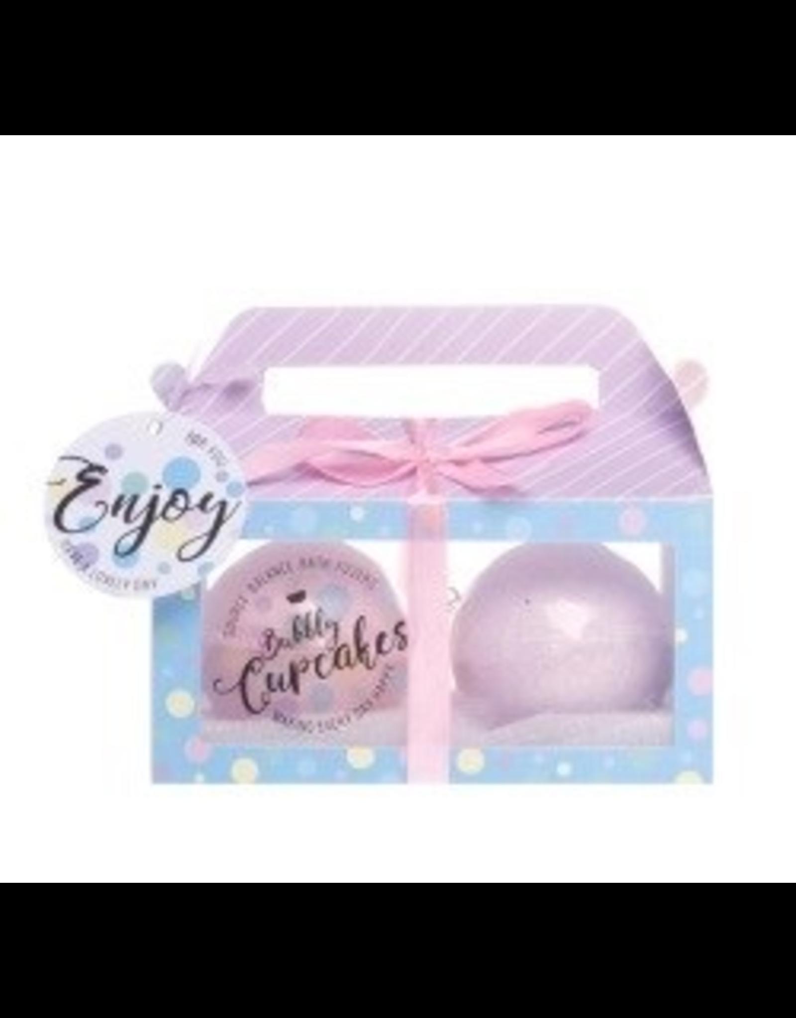 Cake House 2 badbruisballen geschenkset - Body & Soap
