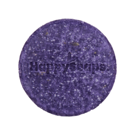 Happy Soaps Shampoo Bar 'Purple Rain'