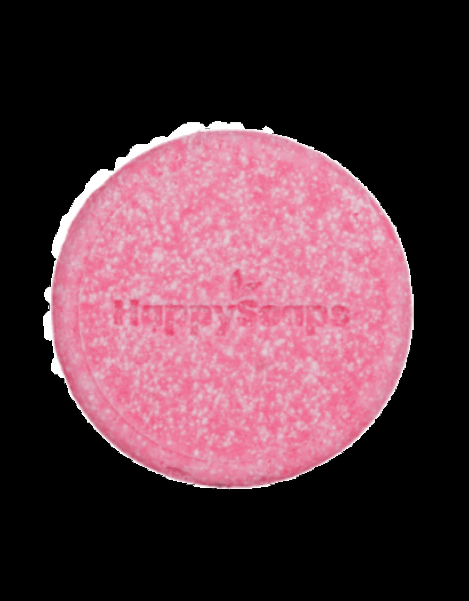 Happy Soaps Shampoo Bar 'La Vie en Rose' - Body & Soap