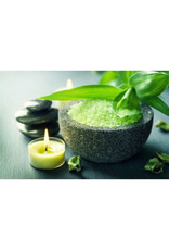 Body & Soap Grof badzout 1000 gram (Groen) - Body & Soap